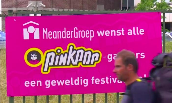 Van kills one at Dutch music festival, driver turns himself in (Screenshot/Reuters video)