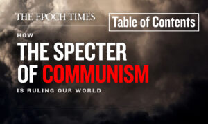 Table of Contents: How the Specter of Communism Is Ruling Our World