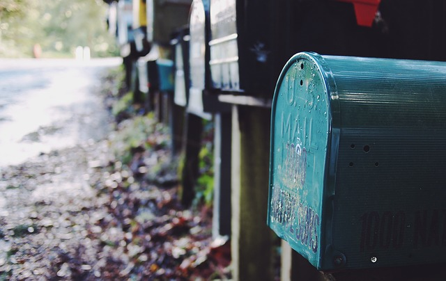 A mailbox stock photo (Pixabay)