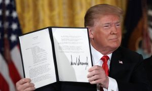 Creation of Space Force Necessary to Counter Developing Threats