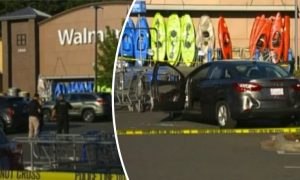 Armed Citizen Who Shot Walmart Gunman Is a Pastor
