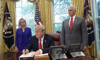 Trump Signs Executive Order to Stop Family Separations at Border