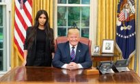 Kardashian West Wants Trump 'to Succeed,' Calls Out Those Who Don't