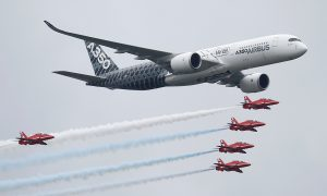 Airbus Issues Serious Warning to UK Over Brexit