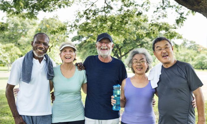 """""""We can do so much better for having a long healthy life by pretty simple minimal changes in our behavior, and only 8 percent of adults in our country are adhering to these."""" Dr. Meir Stampfer, study co-author"""