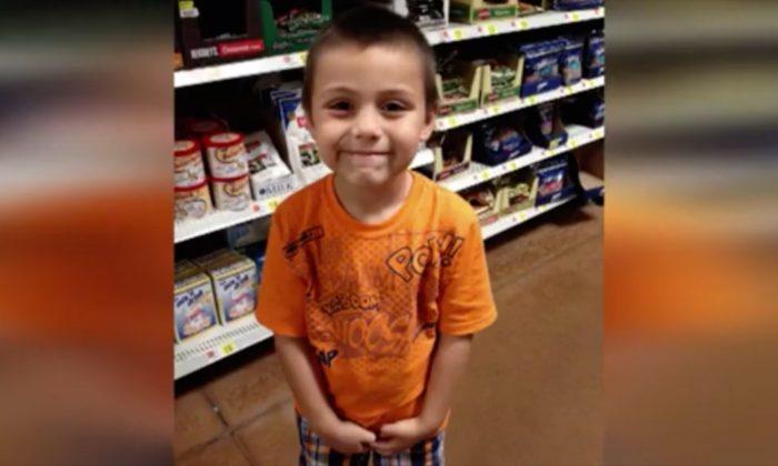 Investigators say death of 10-year-old Lancaster boy, Anthony Avalos, is 'suspicious.' (Screenshot via Fox News).