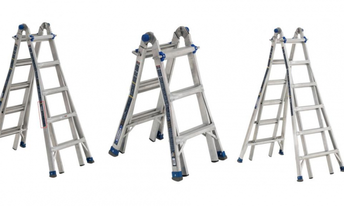 Werner recalls aluminum ladders due to Fall hazard. (Consumer Product Safety Commission)