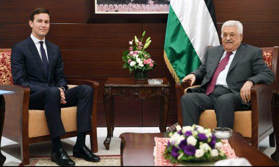 Trump's Palestinian Peace Plan in Peril