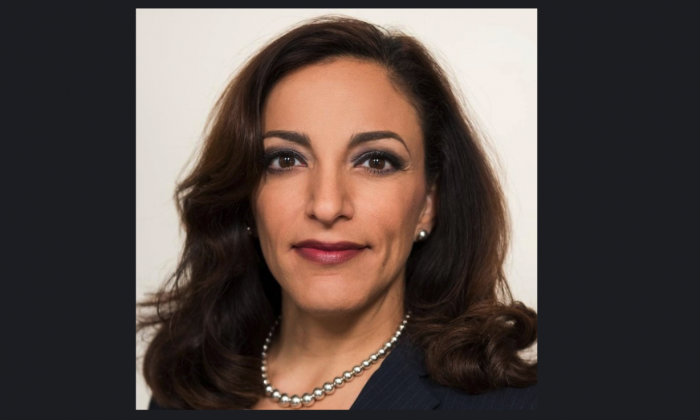 A headshot of Katie Arrington is seen in this handout photo obtained by Reuters on June 23, 2018. (Reuters)