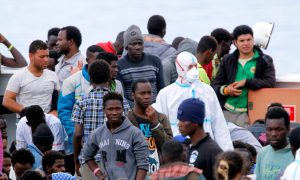 Italy Proposes African Migrant Centers to Halt Immigrant Tide