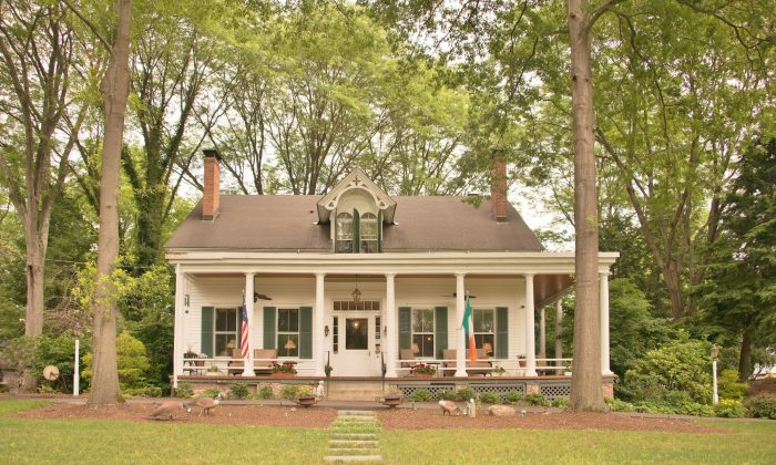Caldwell House Bed and Breakfast. (Caldwell House Bed and Breakfast)