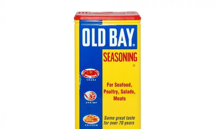 Old Bay seasoning. (Julie Clopper/Shutterstock)