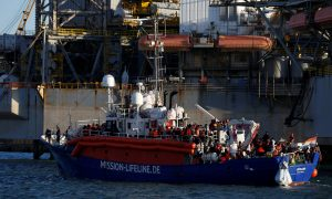 Malta to Allow Migrant Rescue Ship to Dock, Ending Standoff