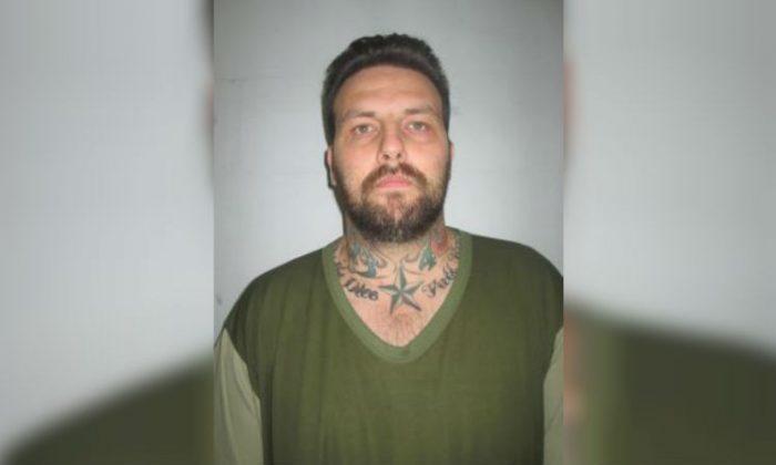 Zlatko Sikorsky, 34, is a murder suspect. (NTD/Queensland Police)