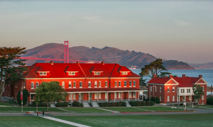 The Lodge at the Presidio. (Courtesy of the Lodge at the Presidio)