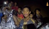 Rescuers Begin Operation to Rescue Thai Boys Trapped in Cave