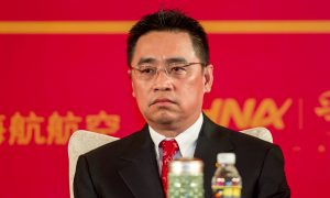China's HNA Co-Chairman Dies in France After Falling From a Wall