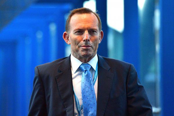 Former Prime Minister of Australia, Tony Abbott