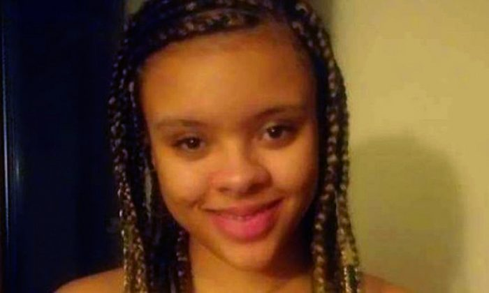 Armoni Chambers was missing for six weeks before a network of online activists found her and helped her get home. (Milwaukee Police Department)
