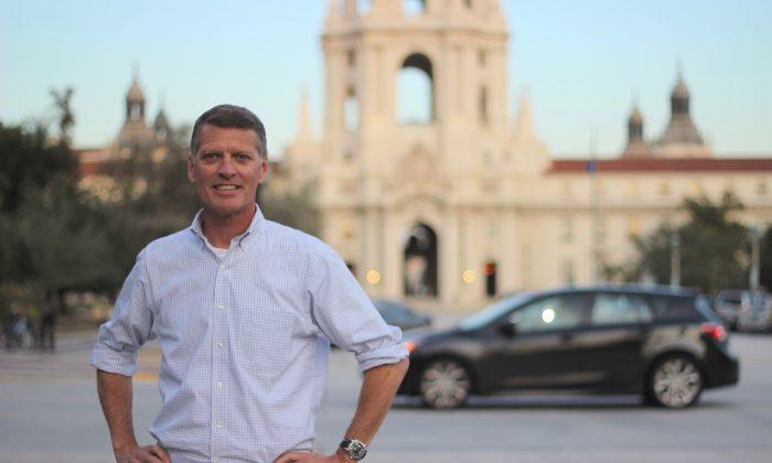 Bryan Witt, candidate for U.S. Representative in Congress. (Courtesy Bryan Witt)