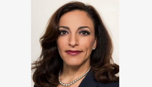 A headshot of Katie Arrington is seen in this handout photo obtained by Reuters on June 23, 2018.
