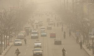 Pressured by Beijing's Mandate to Reduce Air Pollution, Local Authorities Fake Environmental Data