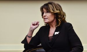 Sarah Palin Says Sacha Baron Cohen Duped Her for Showtime Series