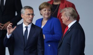 Trump Calls Out Germany Over Russian Pipeline Deal