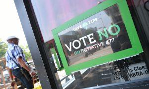 Washington to Consider Revoking Referendum Raising Tipped Minimum Wage