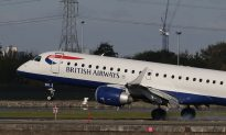 UK Government Calls for Airlines Not to Cave to China's Political Pressure