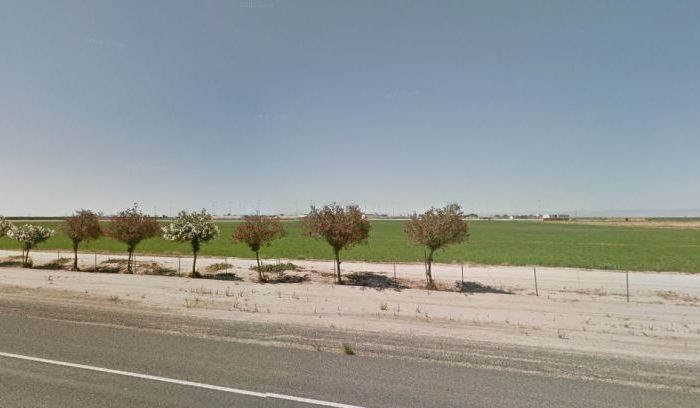 Wasco State Prison near Bakersfield, Calif. (Screenshot via Google Street View)