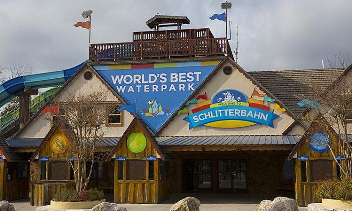 Schlitterbahn Waterpark and Resort  (Erich Schlegel/Getty Images)