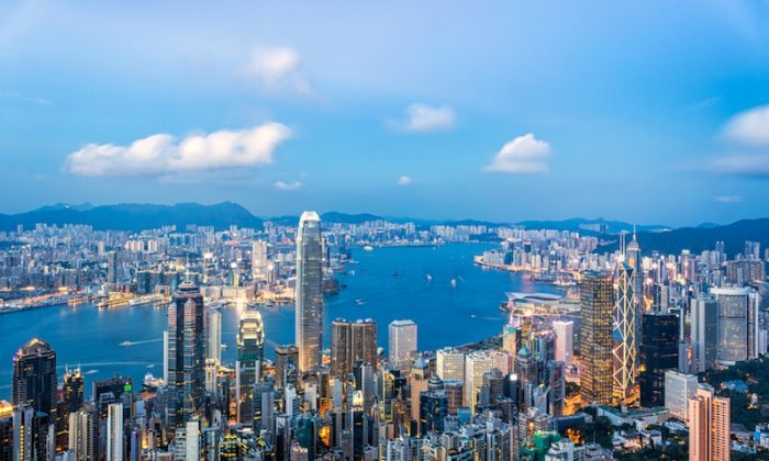 Hong Kong is the world's most expensive city for expatriates, according to a recent survey. (Shutterstock)
