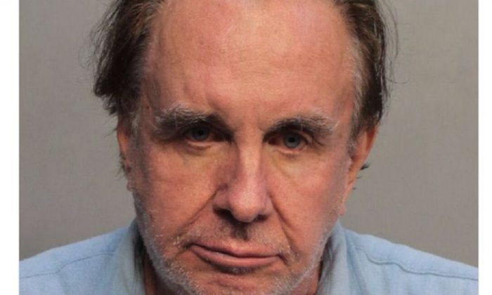 """Miami Beach police announced July 13, 2018, that Walter Edward Stolper, 72, was charged with first-degree attempted arson and attempted murder after """"dumping several gasoline filled containers down a trash chute."""" (Miami Beach Police Department)"""