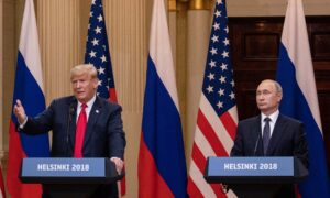 Trump Says He Spoke With Putin After US Informed Moscow of Terrorist Plot