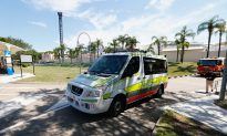 Off-Duty Paramedic Slashed With Knife in Front of Children