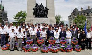 Korean War Vets to Mark 65th Anniversary of Armistice