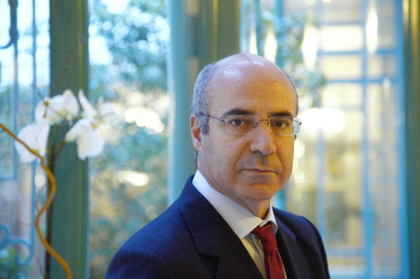 William Browder poses on Feb. 11, 2013 in Paris. (BERTRAND GUAY/AFP/Getty Images)