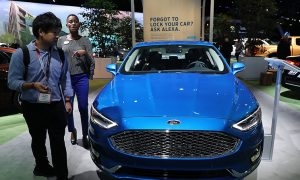 Ford Recalls 550,000 Vehicles Over Rollaway Concerns