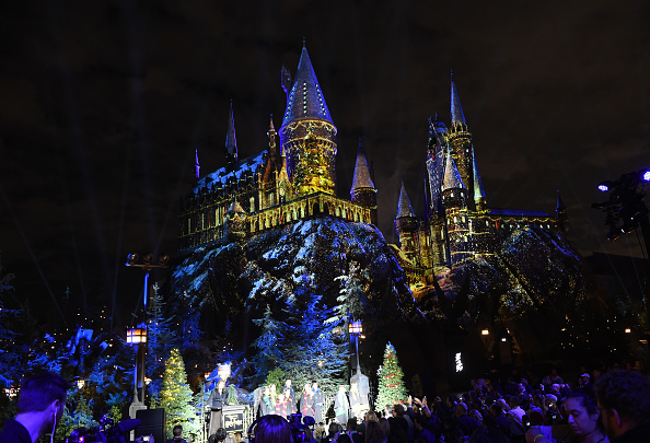 Hogwarts Castle in Universal Studios(Getty Images/Chris Delmas)
