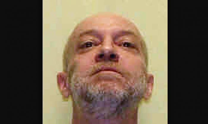 Ohio inmate Raymond Tibbetts is pictured in this undated handout photo obtained by Reuters Feb. 8, 2018. (Ohio Department of Corrections/Handout via REUTERS/File Photo)