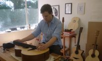A Traditional Luthier's Tale: From Tree Trunk to Guitar