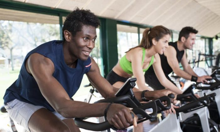 Increasing the amount of exercise is one way to use the energy stored in fat cells, or to 'burn' fat. (HoonQ/Shutterstock)