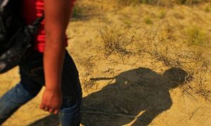 Unaccompanied 8-Year-Old Boy Rescued by Border Patrol Near Rio Grande River