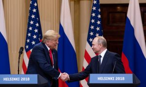 In Sign of Alliances Turning, Russian Media Openly Criticizes China After Trump–Putin Summit
