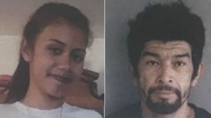 The Alameda County Sheriff Department put out a statewide Amber Alert July 24, 2018 for 16-year-old Isabelle Epps. Antonio Aguilar Lizzarrag was arrested. (Alameda Sheriffs Office)