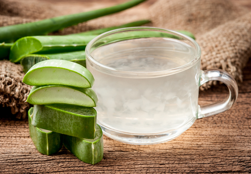 One of the ways aloe vera works its magic is by working to harmonize your body's pH level. (Shutterstock)