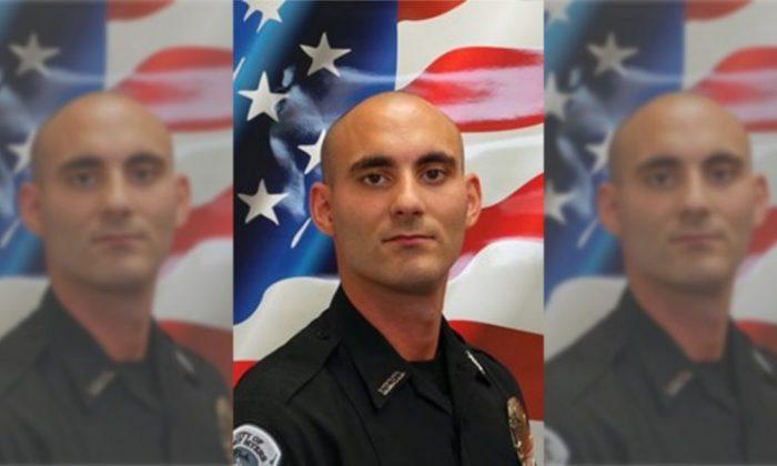 Officer Adam Jobbers-Miller. (Fort Myers Police Department)