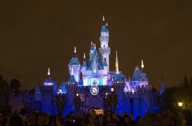 Sleeping Beauty's Castle is pictured during Disneyland's Diamond Celebration in Anaheim, California May 23, 2015. (REUTERS/Mario Anzuoni/File Photo)