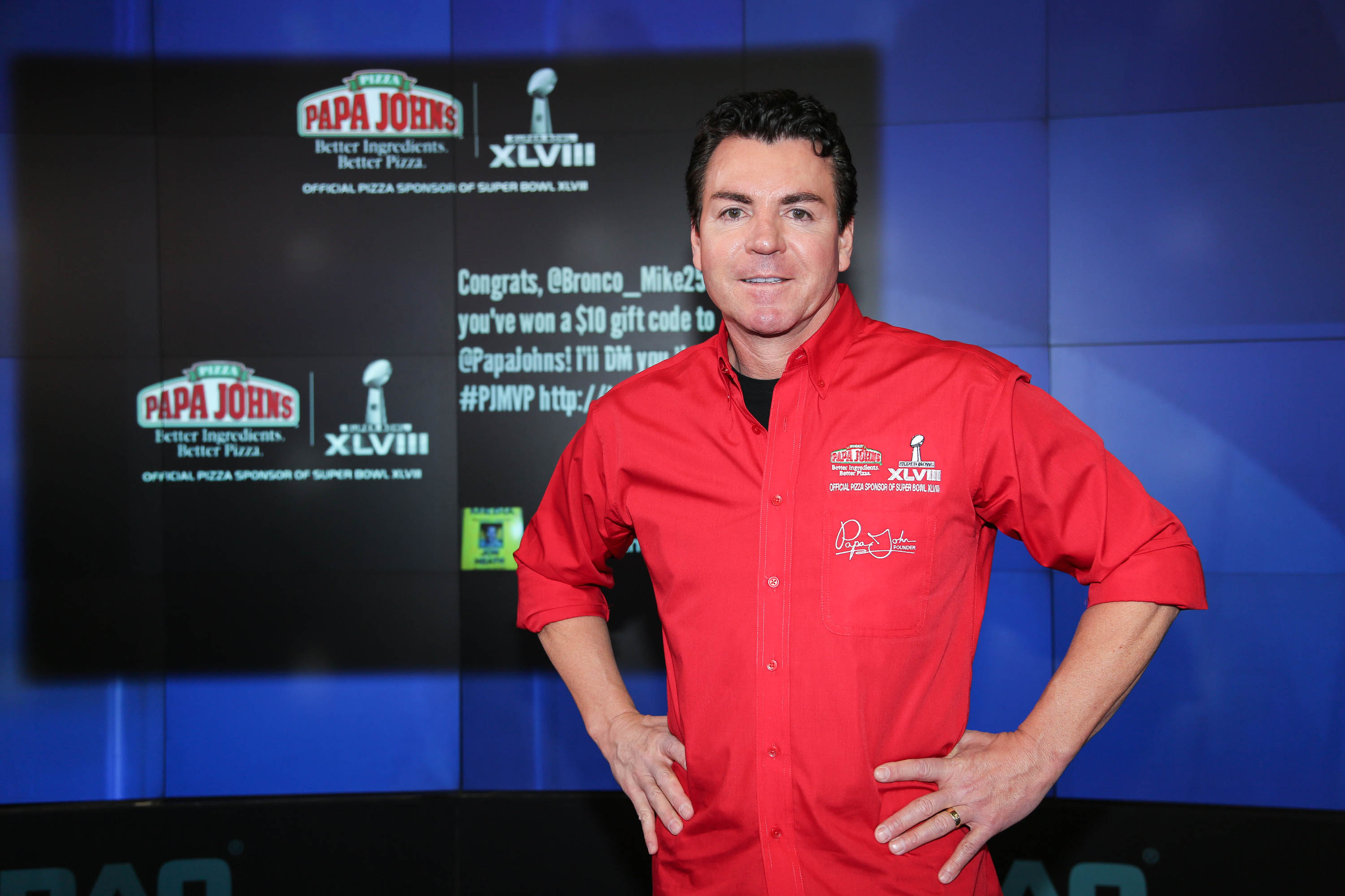 Papa John's Founder Decries N-Word 'Coup' as he Offloads Pizza Company Shares